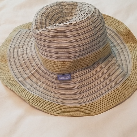 20aca3862 Wallaroo packable sun hat color ginger